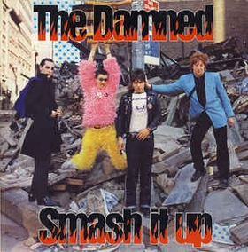 DAMNED - Smash It Up