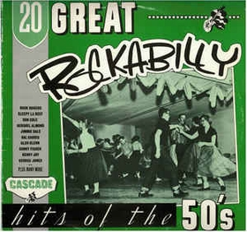 VARIOUS ARTISTS - 20 Great Rockabilly Hits Of The 50's
