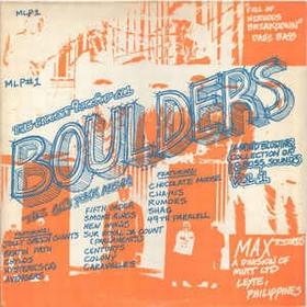 VARIOUS ARTISTS - Boulders Vol 1