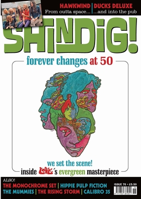 SHINDIG! - Issue Number 76