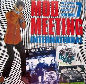VARIOUS ARTISTS - Mod Meeting Vol. 7 - International
