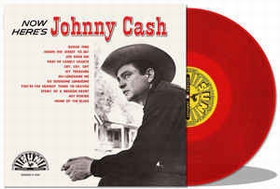 JOHNNY CASH - Now Here's