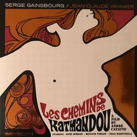 SERGE GAINSBOURG / JEAN-CLAUDE VANNIER - Les Chemins De Katmandou