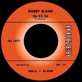 BOBBY BLAND - 36-22-36