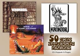 KROKODIL - Krokodil / Swamp / An Invisible World Revealed