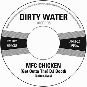 MFC CHICKEN - Get Outta The DJ Booth