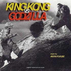 AKIRA IFUKUBE - King Kong vs. Godzilla