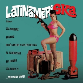VARIOUS ARTISTS - Latinameriska Vol. 4