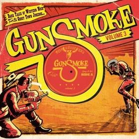 VARIOUS ARTISTS - Gunsmoke Vol. 3