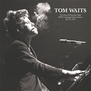 TOM WAITS - The Ghost Of Saturday Night