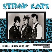 STRAY CATS - Rumble In New York City