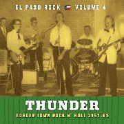 VARIOUS ARTISTS - El Paso Rock - Vol. 4 - Thunder