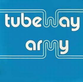TUBEWAY ARMY - Tubeway Army