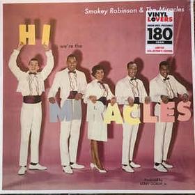 MIRACLES & Smokey Robinson - Hi We're The Miracles