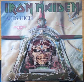 IRON MAIDEN - Aces High