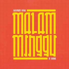 VARIOUS ARTIST Malam Minggu   - A Saturday Night In Sunda