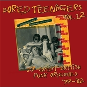 VARIOUS ARTISTS - Bored Teenagers Vol. 12