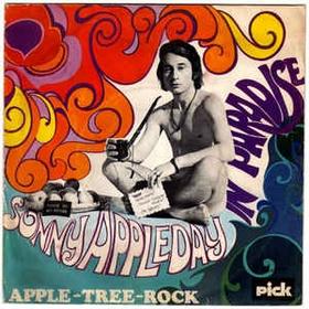 SONNY APPLEDAY - Dü-tü-tü-dü-tü-tü-dü... (You -) / In Paradise (Apple-Tree-Rock)