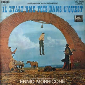 ENNIO MORRICONE - Il �tait Une Fois Dans L'Ouest