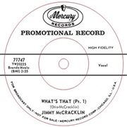 JIMMY McCRACKLIN - What's That Part 1 And 2