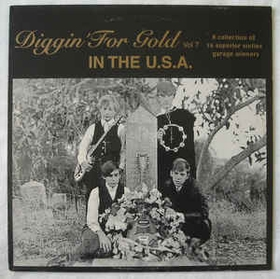VARIOUS ARTISTS - Diggin' For Gold Vol 7 In The U.S.A.