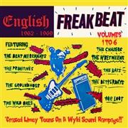 VARIOUS ARTISTS - English Freakbeat 1962 - 1969 Vol. 1 - 6