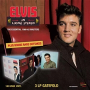 ELVIS PRESLEY - In Living Stereo - The Essential 1960 - 62 Masters