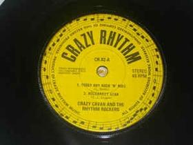 Crazy Cavan And The Rhythm Rockers  - Teddy Boy Rock 'N' Roll