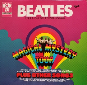 BEATLES - Magical Mystery Tour Plus Other Songs
