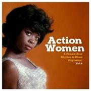 VARIOUS ARTISTS - Action Women Vol. 6