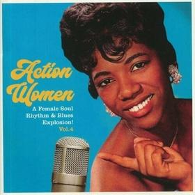 VARIOUS ARTISTS - Action Women Vol. 4