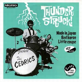 JACKIE AND THE CEDRICS - Thunder Struck!