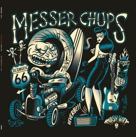 MESSER CHUPS - Bermuda '66