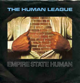 HUMAN LEAGUE - Empire State Human