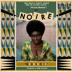 VARIOUS ARTISTS - La Noire Vol. 10 - Groove City