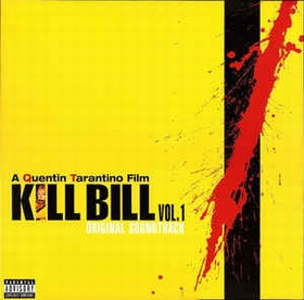 VARIOUS ARTIST - Kill Bill Vol. 1 (Original Soundtrack)