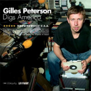 Gilles Peterson presents - Digs America: Brownswood U.S.A.