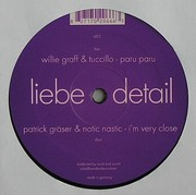 Gräser Patrick / Notic Nastic / Willie Graff / Tuccillo - I'm Very Close / Paru Paru