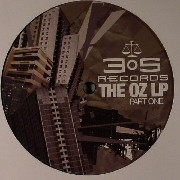 Vista / Spherix / Dj Madd - The Oz LP Part One