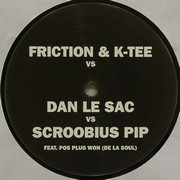 Friction & K-Tee vs Dan Le Sac - Thou Shalt Always Kill