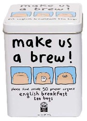 Mr Scruff - Make Us A Brew!