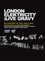 London Elektricity - Live Gravy (DVD / ReIssue)