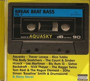 Aquasky - Vol.4 - Breakbeat Bass (mixed)