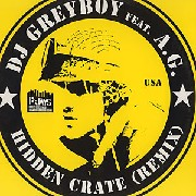 Dj Greyboy / AG - Hidden Crate (Remix)