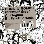 Guns N Bombs - Riddle Of Steel