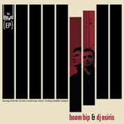 Boom Bip & Dj Osiris - The Low End Sequence EP