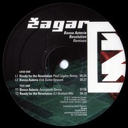 Zagar - Bossa Astoria / Ready For The Revolution