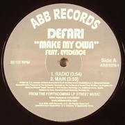Defari - Make My Own