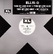 Ellis D - Took My Love Away (ReIssue)