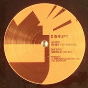 Disrupt - Foundation Bit EP